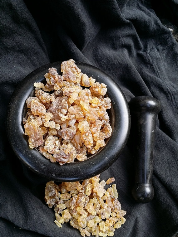 The many benefits of Frankincense tea